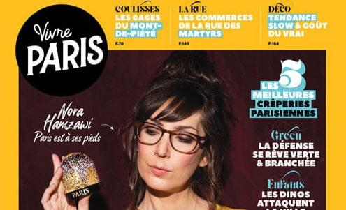Magazine Vivre Paris – été 2018