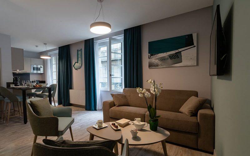 Appartement des Marins à Saint-Malo