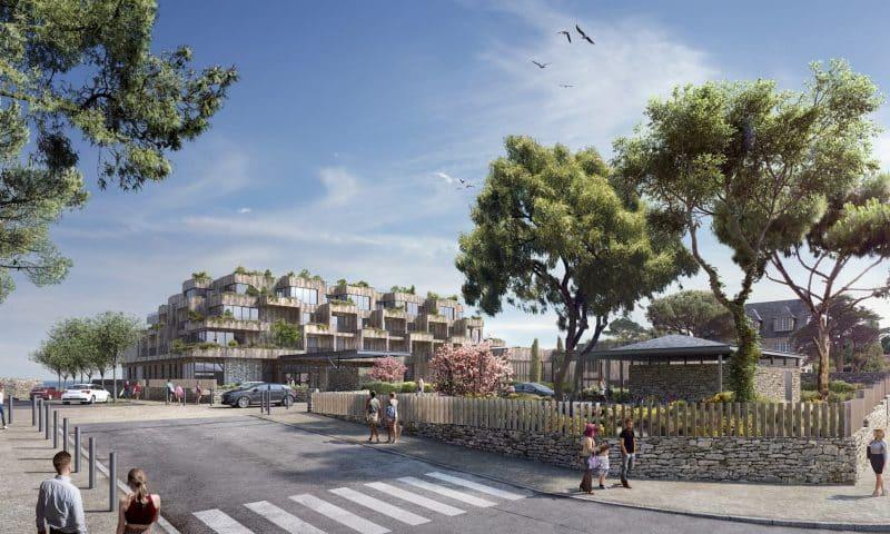 Projet les Nielles Saint-Malo
