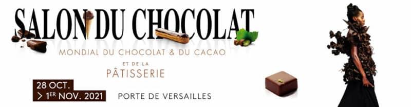 Salon du Chocolat à Paris
