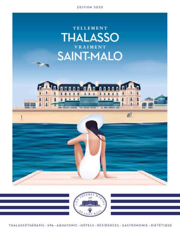 Thalasso Saint-Malo : catalogue 2020