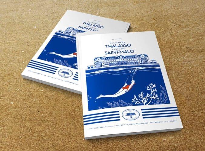 Brochure 2021 des Thermes Marins de Saint-Malo !