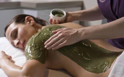 soin peau algues