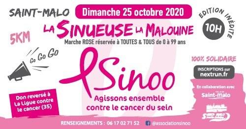 Course solidaire La Malouine 2020