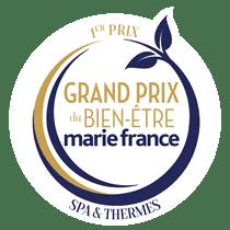 Grand Prix du bien etre Marie France